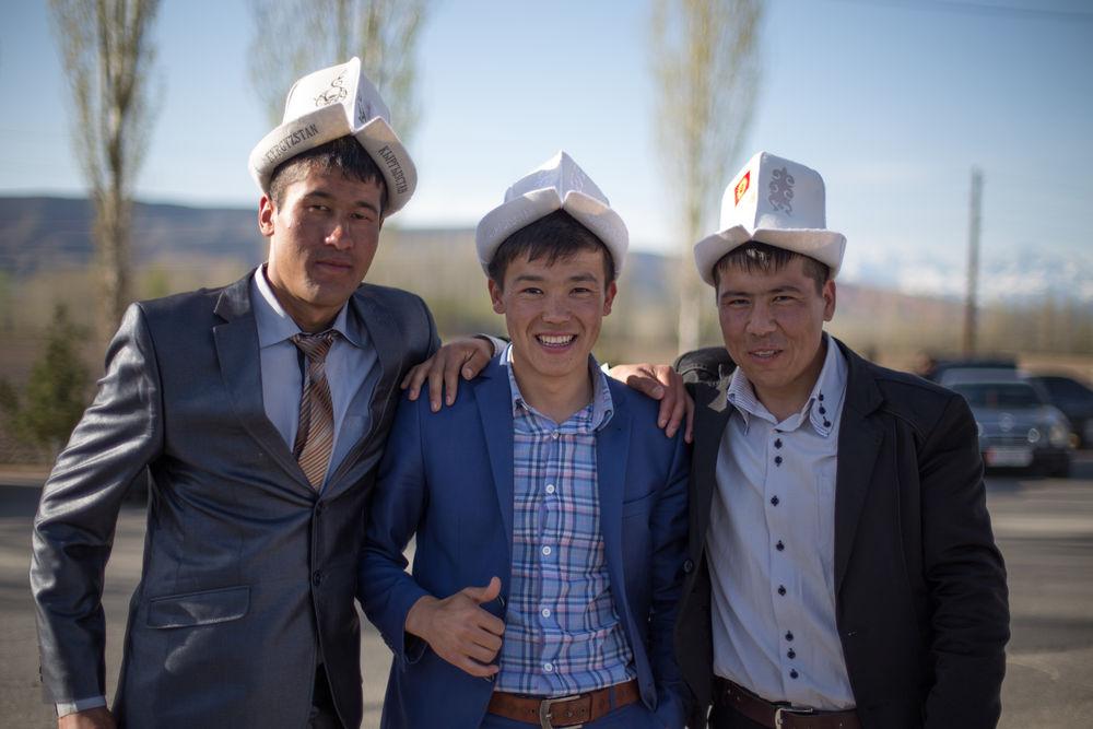 Киргизы фото мужчин